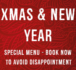 Christmas & New Year Bookings