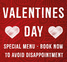 Valentines Day Bookings